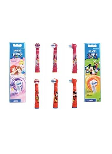 Yedek Başlık Stages Çocuk 2 adet-Oral-B